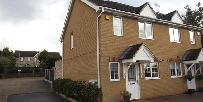 Asking Price £350,000, 3 Bedroom Semi Detached House For Sale in Grays, RM16