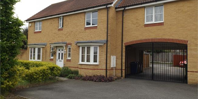 Asking Price £460,000, 4 Bedroom Detached House For Sale in Chafford Hundred, RM16