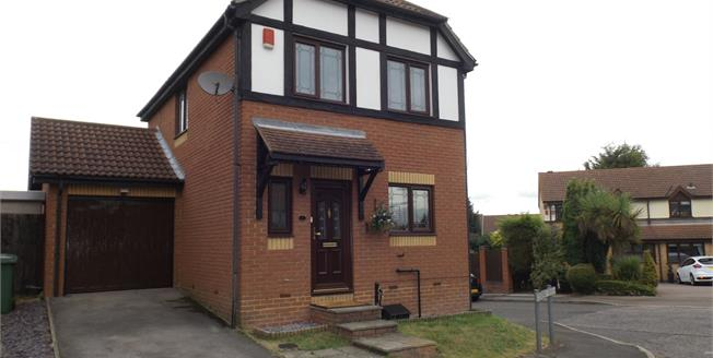 Asking Price £370,000, 3 Bedroom Detached House For Sale in Chafford Hundred, RM16