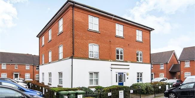 Asking Price £230,000, 2 Bedroom Flat For Sale in Chafford Hundred, RM16