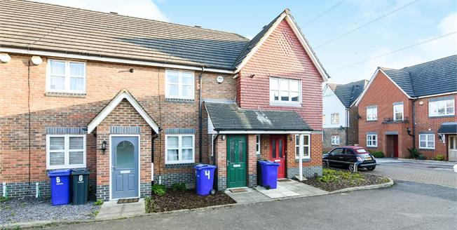 Offers in the region of £287,500, 2 Bedroom Terraced House For Sale in Chafford Hundred, RM16