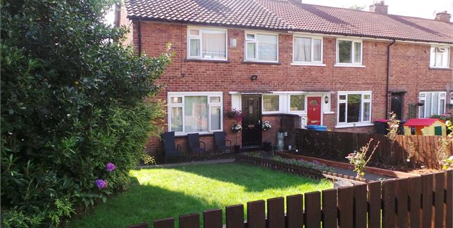Offers Over £80,000, 3 Bedroom Semi Detached House For Sale in Little Hulton, M38