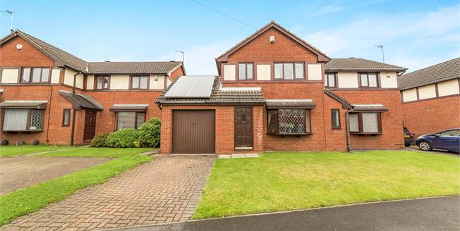 Offers Over £160,000, 3 Bedroom Semi Detached House For Sale in Worsley, M28
