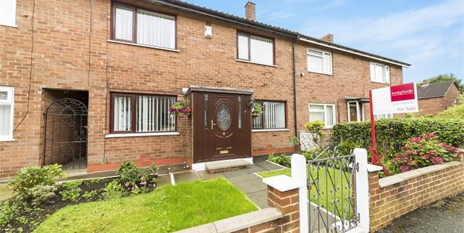 Offers Over £90,000, 3 Bedroom Terraced House For Sale in Worsley, M28