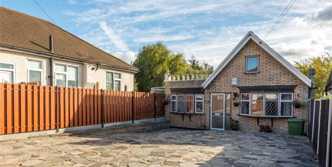 Offers in excess of £600,000, 5 Bedroom Detached Bungalow For Sale in Romford, RM5