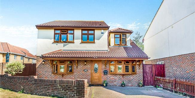Offers in excess of £500,000, 4 Bedroom Detached House For Sale in Romford, RM5