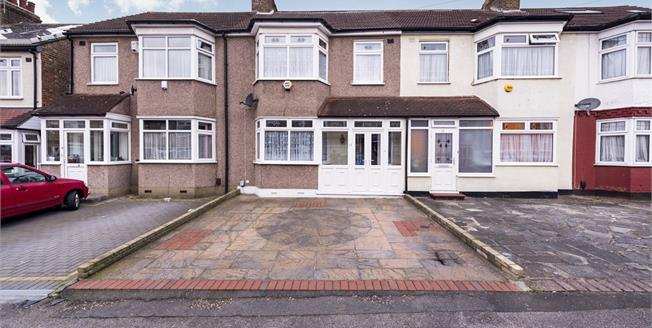 Offers in excess of £400,000, 5 Bedroom Terraced House For Sale in Romford, RM5