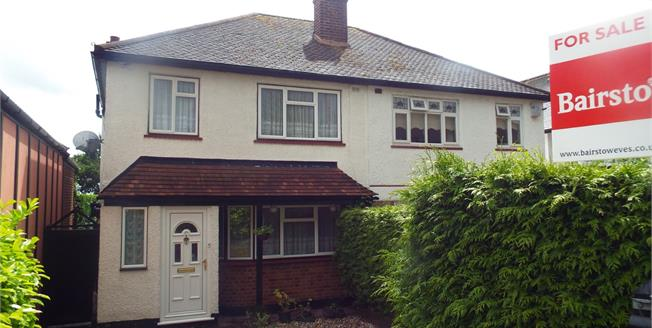 Asking Price £350,000, 3 Bedroom Semi Detached House For Sale in Romford, RM5