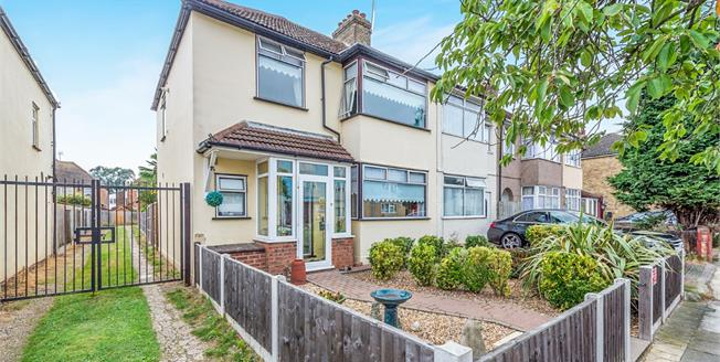 Offers in excess of £375,000, 3 Bedroom End of Terrace House For Sale in Romford, RM7