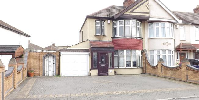 Asking Price £425,000, For Sale in Essex, RM13