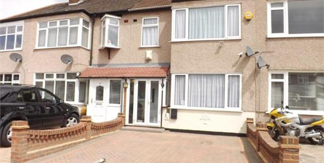 Asking Price £325,000, 3 Bedroom Terraced House For Sale in Rainham, RM13
