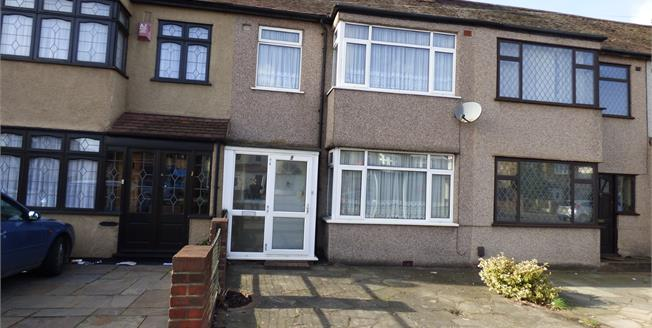 Offers in excess of £300,000, 3 Bedroom Terraced For Sale in Rainham, RM13