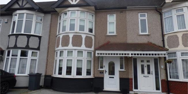 Offers in excess of £350,000, 3 Bedroom Terraced House For Sale in Rainham, RM13