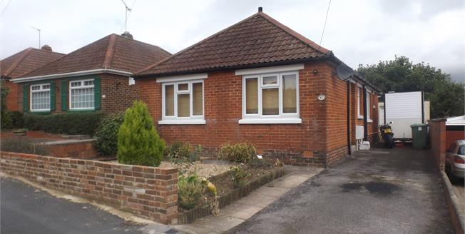 Asking Price £220,000, 2 Bedroom Detached Bungalow For Sale in Southampton, SO18