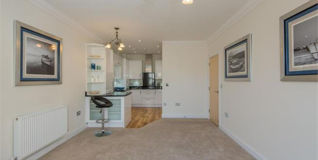 Asking Price £299,950, 2 Bedroom Ground Floor Flat For Sale in Netley Abbey, SO31