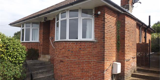 Asking Price £230,000, 2 Bedroom Detached Bungalow For Sale in Southampton, SO18
