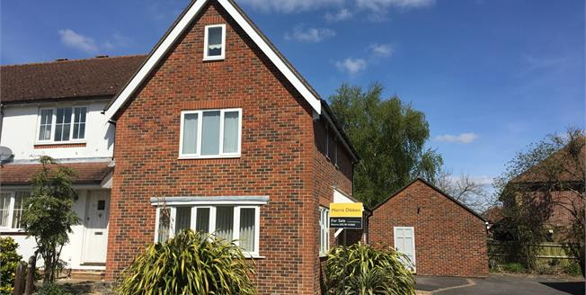 Guide Price £400,000, 4 Bedroom End of Terrace House For Sale in Hamble, SO31