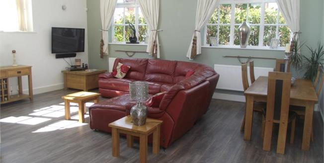 Offers in excess of £489,995, 2 Bedroom Flat For Sale in Romford, RM2