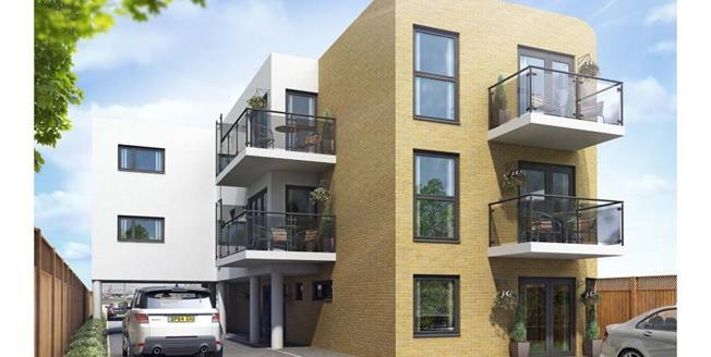 Asking Price £260,000, 1 Bedroom Ground Floor Flat For Sale in Romford, RM2