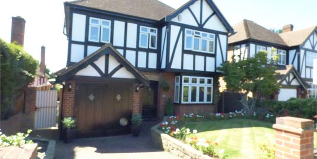 Guide Price £750,000, 3 Bedroom Detached House For Sale in Romford, RM2