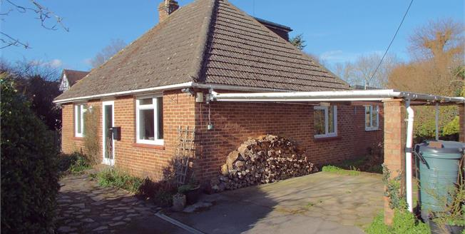Asking Price £475,000, 3 Bedroom Detached Bungalow For Sale in Passfield, GU30