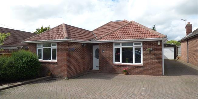 Offers Over £400,000, 4 Bedroom Detached Bungalow For Sale in Waterlooville, PO8
