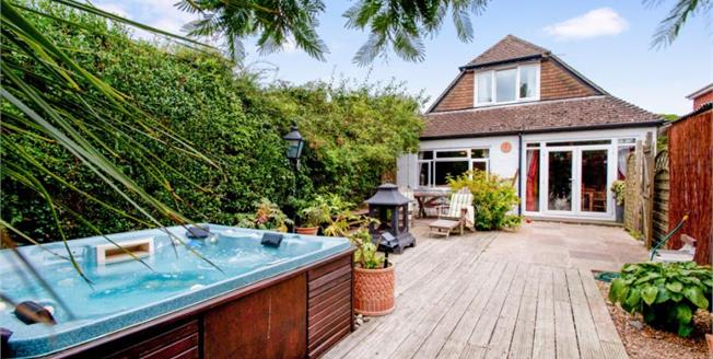 Offers in excess of £550,000, 4 Bedroom Detached House For Sale in Fareham, PO14