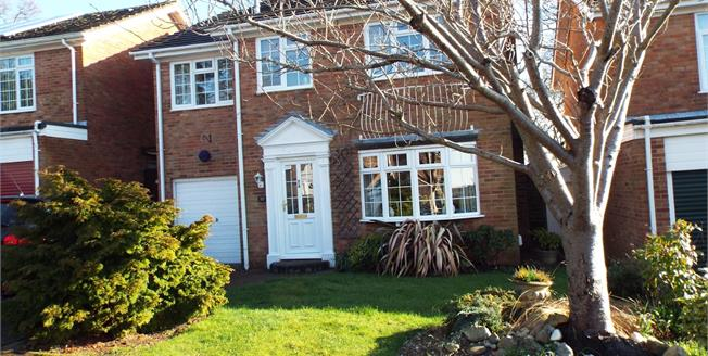 Offers in excess of £360,000, 4 Bedroom Detached House For Sale in Fareham, PO14