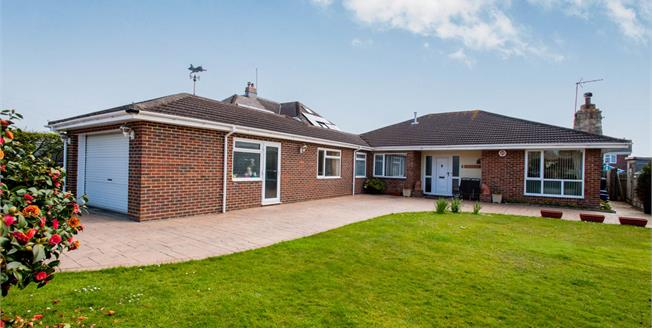 Asking Price £669,000, 4 Bedroom Detached Bungalow For Sale in Fareham, PO14