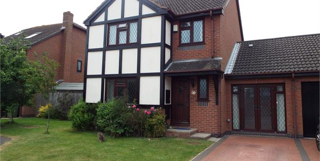 Guide Price £420,000, 5 Bedroom Detached House For Sale in Fareham, PO14