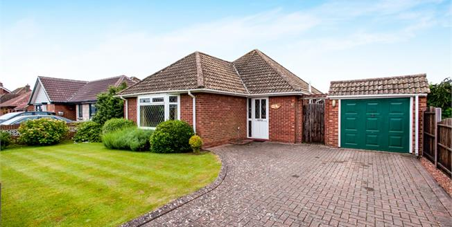 Asking Price £479,500, 2 Bedroom Detached Bungalow For Sale in Fareham, PO14