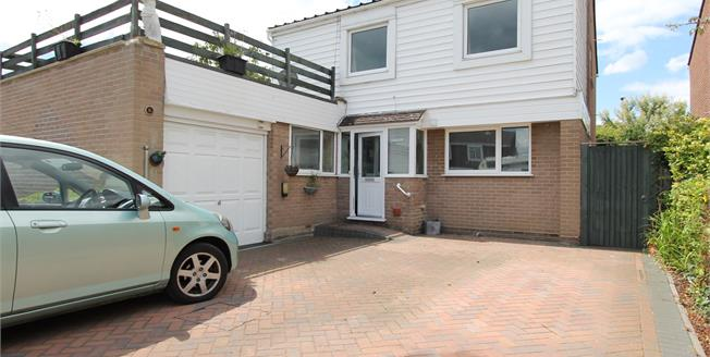 Asking Price £425,000, 4 Bedroom Detached House For Sale in Fareham, PO14
