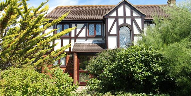 Asking Price £459,950, 4 Bedroom Detached House For Sale in Fareham, PO14