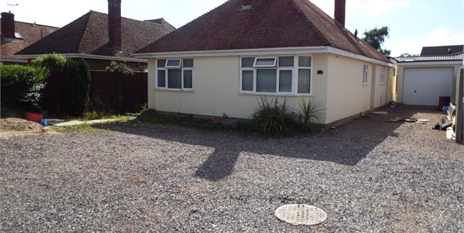 Asking Price £379,950, 4 Bedroom Detached Bungalow For Sale in Fareham, PO14