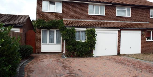 Asking Price £289,500, 3 Bedroom Semi Detached House For Sale in Fareham, PO14