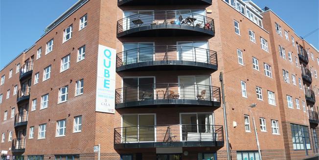 Asking Price £175,000, 2 Bedroom Flat For Sale in Birmingham, B1
