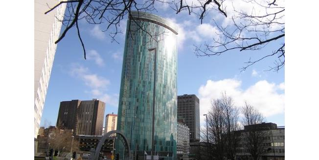 Asking Price £240,000, 2 Bedroom Flat For Sale in Birmingham, B1