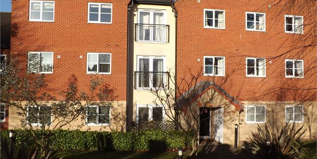 Asking Price £119,000, 1 Bedroom Flat For Sale in Nottingham, NG3