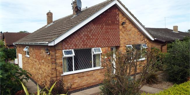 Guide Price £250,000, 3 Bedroom Detached Bungalow For Sale in Lambley, NG4