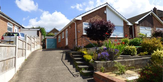 Asking Price £170,000, 3 Bedroom Detached Bungalow For Sale in Woodthorpe, NG5