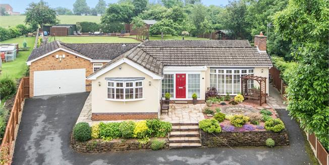 Guide Price £550,000, 4 Bedroom Detached Bungalow For Sale in Lowdham, NG14