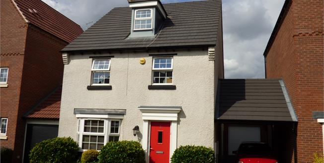 Offers in the region of £290,000, 5 Bedroom Detached House For Sale in Nottingham, NG3