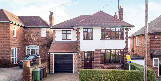 Asking Price £280,000, 4 Bedroom Detached House For Sale in Gedling, NG4