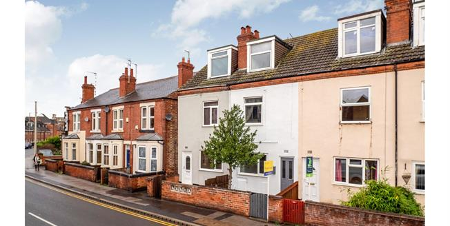 Offers Over £145,000, 3 Bedroom Terraced House For Sale in Carlton, NG4