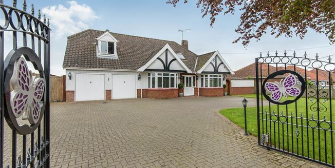 Offers in excess of £500,000, 4 Bedroom Detached House For Sale in Newton St. Faith, NR10