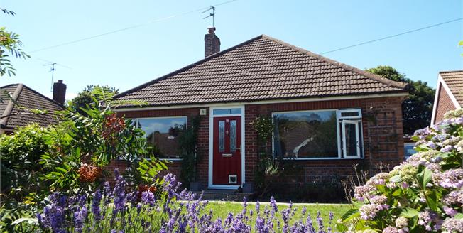 Offers in excess of £235,000, Detached Bungalow For Sale in Norwich, NR6