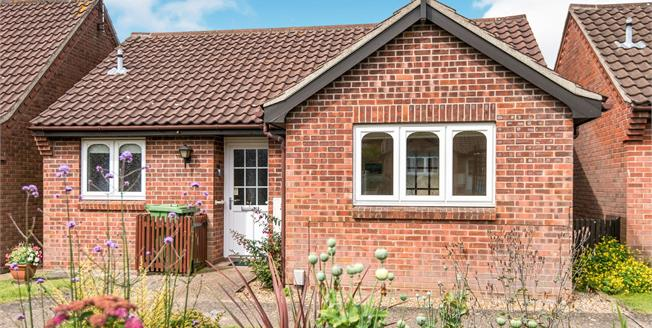 Offers in excess of £160,000, 2 Bedroom Detached Bungalow For Sale in Norwich, NR6