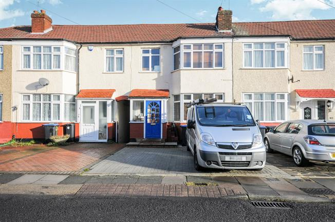 3 Bedroom Terraced House For Sale In Enfield For Offers In Excess Of 400000
