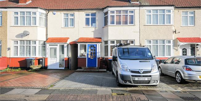 Offers in excess of £400,000, 3 Bedroom Terraced House For Sale in Enfield, EN1