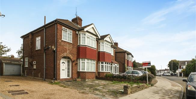 Offers in excess of £575,000, 3 Bedroom Semi Detached House For Sale in Enfield, EN1